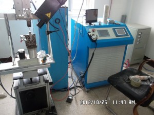 layzer welding machine